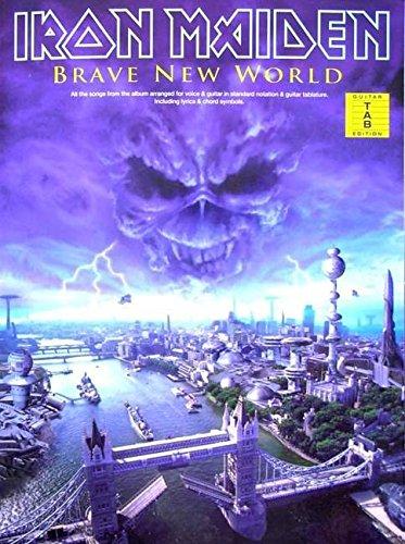 9780711984820: Iron Maiden: Brave New World Guitar Tab Edition