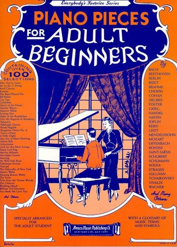 9780711985018: Piano Pieces for Adult Beginners (EFS No. 251)
