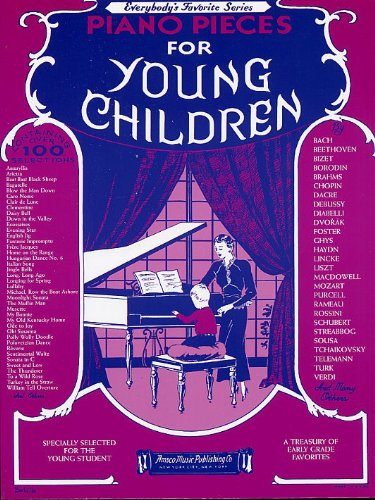 9780711985032: Piano Pieces for Young Children (EFS No.252)