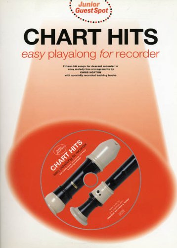 9780711985407: Junior Guest Spot: Chart Hits - Easy Playalong (Recorder)