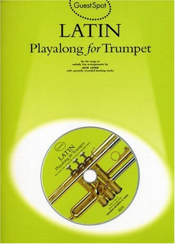 9780711985421: GS LATIN PLAYALONG TR+CD: Playalong for Trumpet (Guest Spot)