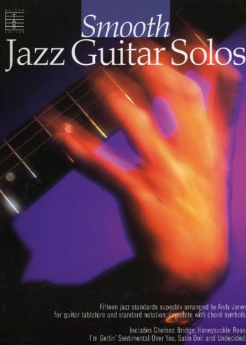 Smooth Jazz Guitar Solos (Guitar Tab, with chord symbols ...