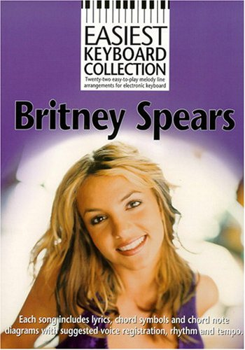 9780711985742: Easiest Keyboard Collection: Britney Spears