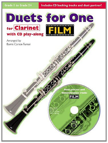 9780711985957: Film Duets For One: Clarinet
