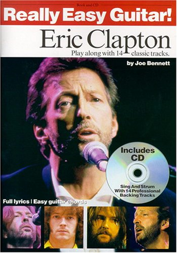 9780711986374: Really Easy Guitar] Eric Clapton