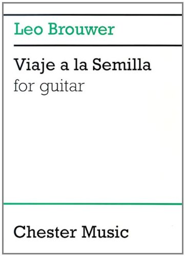 9780711986787: Viaje a la Semilla: Guitar Solo