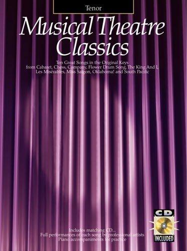 9780711987197: Musical Theatre Classics Tenor