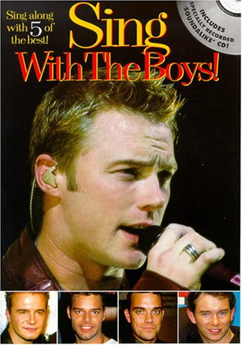 Sing With The Boys! incl. CD