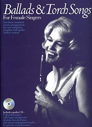 9780711987265: Ballads and Torch Songs: For Female Singers