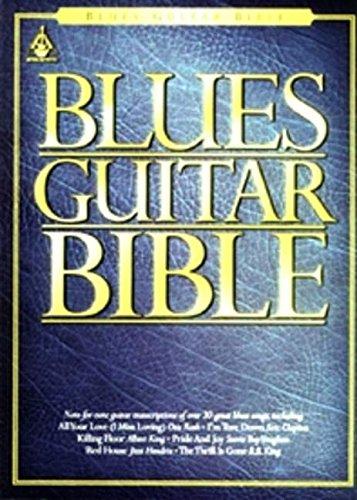 9780711987357: BLUES GUITAR BIBLE TAB