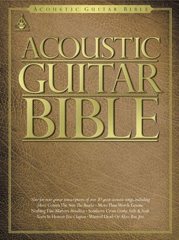 9780711987371: ACOUSTIC GUITAR BIBLE.