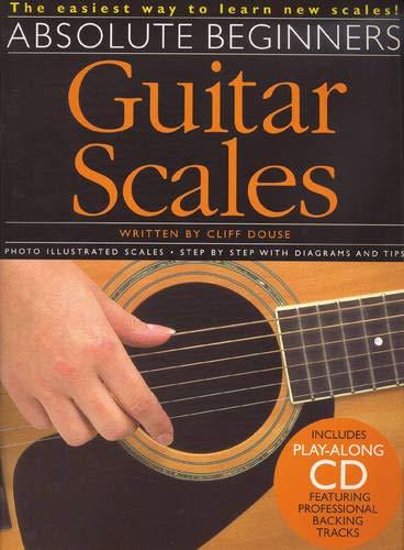 9780711987722: Absolute Beginners Guitar Scales