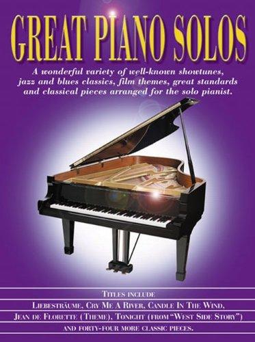 9780711988156: Great Piano Solos: Purple Edition