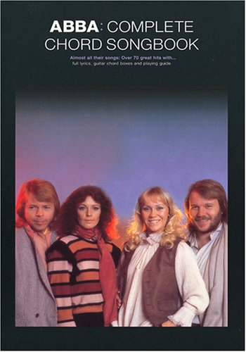 9780711988514: Abba: Complete Chord Songbook