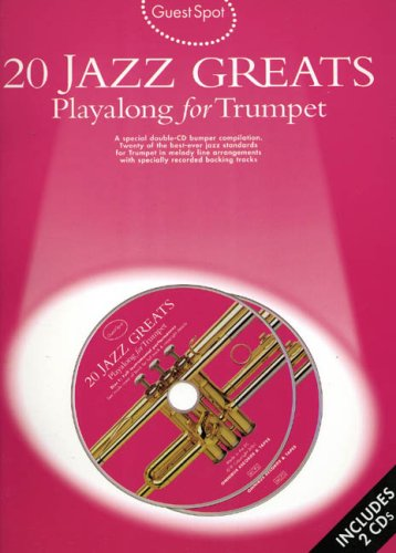 9780711988651: 20 Jazz Greats: Playalong for Trumpet (Guest Spot)