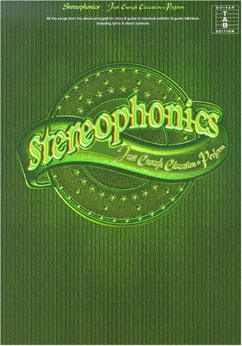 9780711988750: Stereophonics: Just Enough Education to Perform (Guitar Tab)