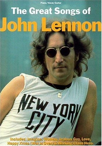 9780711988767: The Great Songs of John Lennon