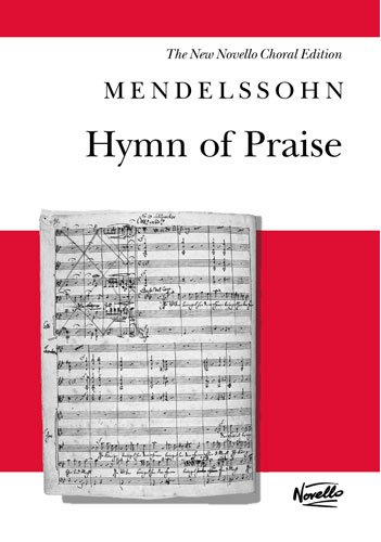 9780711988774: Mendelssohn Hymn of Praise Vocal Score