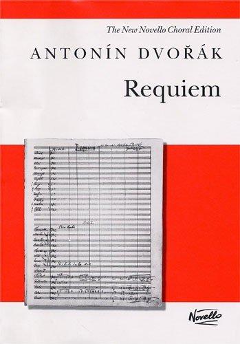 Requiem, Op. 89: Vocal Score: Antonin Dvorak