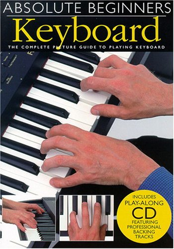 9780711988927: Keyboard (Absolute Beginners)