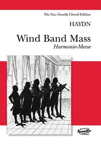 9780711989283: Wind Band Mass (Harmonie-Messe): Vocal Score
