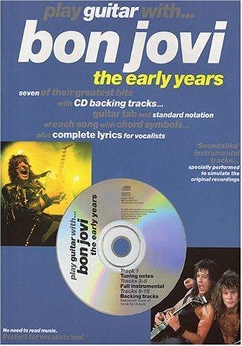 9780711989634: Play Guitar With Bon Jovi (Book & Cd)
