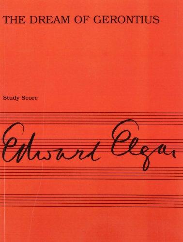 9780711989931: Edward Elgar: The Dream Of Gerontius Op.38 (Study Score)