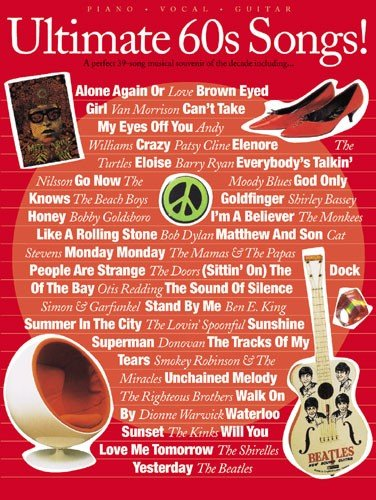 9780711989986: Ultimate 60s Songs!