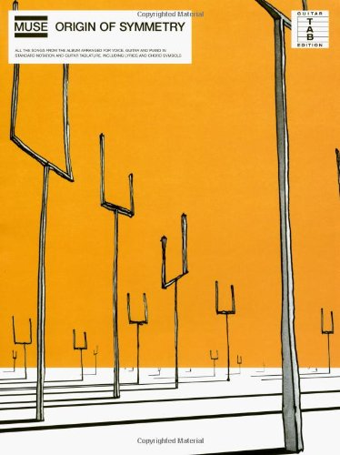 9780711990128: Muse : Origin of symmetry: The Origin of Symmetry TAB