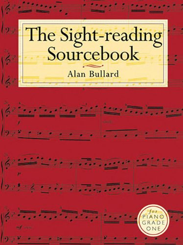 9780711990265: Bullard: The Sight-Reading Sourcebook For Piano Grade One