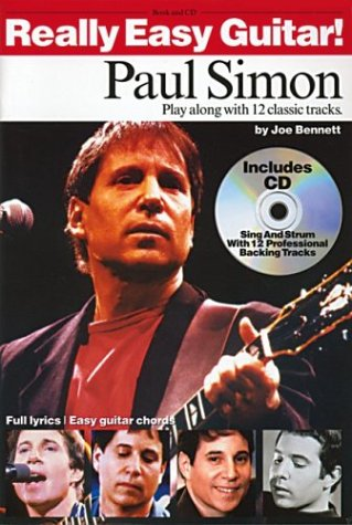 9780711990616: REALLY EASY GUITAR PAUL SIMONBOOK/CD