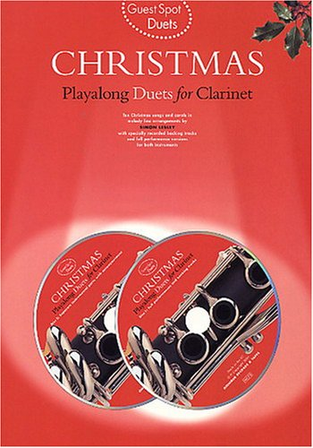 9780711990661: Guest Spot Duets - Christmas: Clarinet