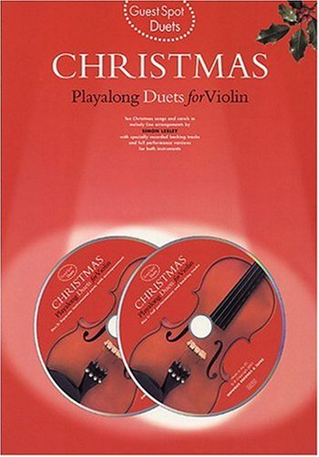 9780711990685: Guest Spot: Christmas Playalong Duets For Violin