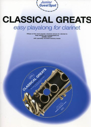 9780711991422: Classical Greats Easy Playalong for Clarinet