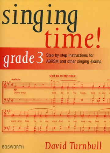 9780711991712: David Turnbull: Singing Time] Grade 3