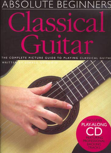 9780711991804: Absolute Beginners: Classical Guitar +CD