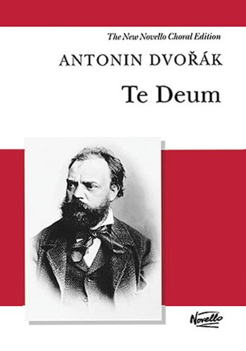 9780711992023: Dvorak Te Deum Vocal Score