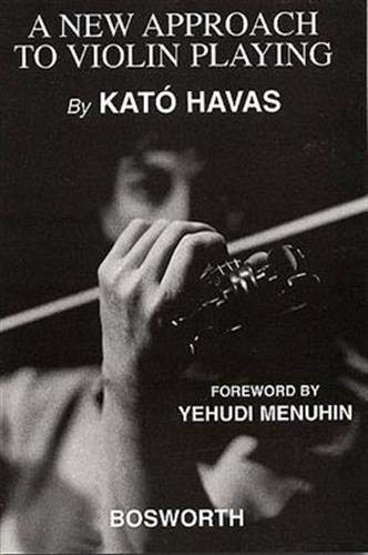 9780711992030: A NEW APPROACH TO VIOLIN PLAYING