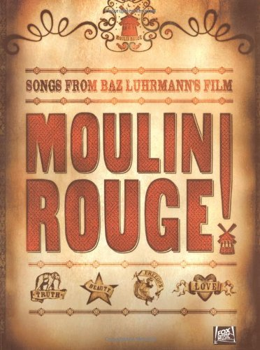 9780711992047: Moulin Rouge: For Piano, Voice and Guitar