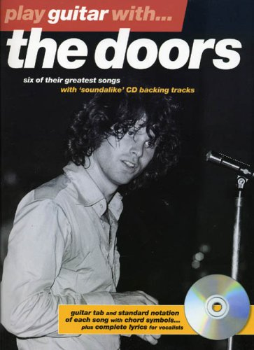 9780711992054: Play Guitar with... The Doors