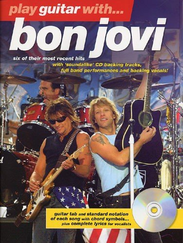 9780711992122: Play Guitar With... Bon Jovi (The Later Years)