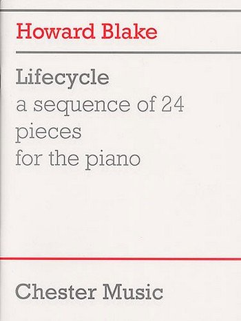 9780711992290: LIFECYCLE A SEQUENCE PIECES FOR THE PIANO
