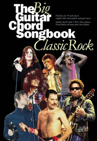 9780711992443: Big Guitar Chord Songbook: Classic Rock
