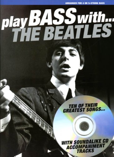 9780711992702: Play Bass with The Beatles