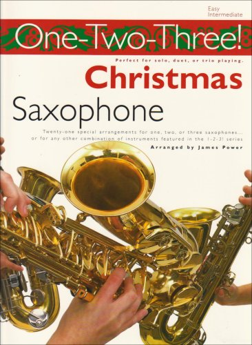9780711993846: One-Two-Three! Christmas - Saxophone: Perfect for Solo, Duet or Trio Playing