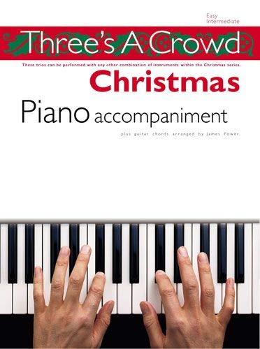 9780711993860: 1-2-3 Christmas: Piano Accompaniment (One-Two-Three! Christmas)