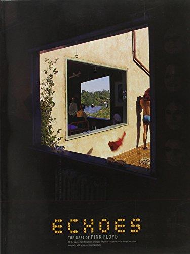 PINK FLOYD: ECHOES GTE (9780711993938) by Pink Floyd