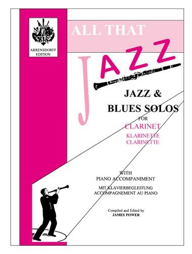 9780711994300: All That Jazz for Clarinet with Piano Accompaniment