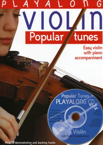 9780711994478: Playalong Violin: Popular Tunes
