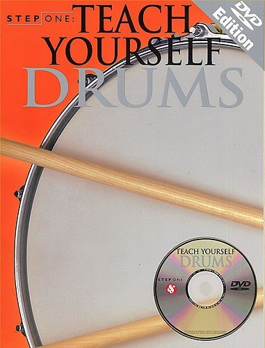 9780711994683: Step One: Teach Yourself Drums